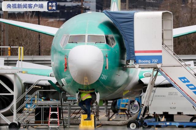 波音737 (图片来自网络)
