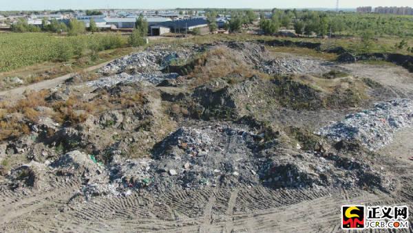 垃圾山占用林地难清理 检方提起行政公益诉讼获法院支持