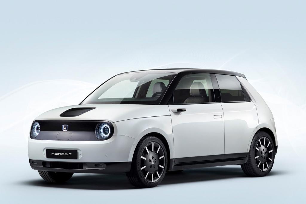 本田e交付在即 这款电动小车将追加性能版?