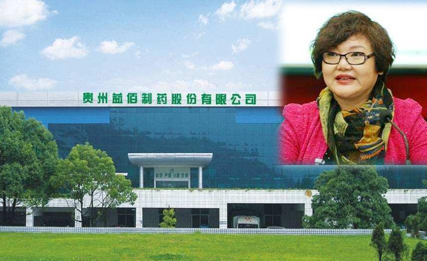 违规占用3295万,6年财报虚假记载, 益佰制药实控人窦啟玲被公开谴责