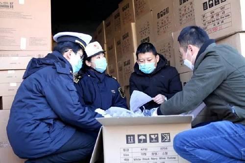 北京海关快速验放用于防控疫情的临床试验药物