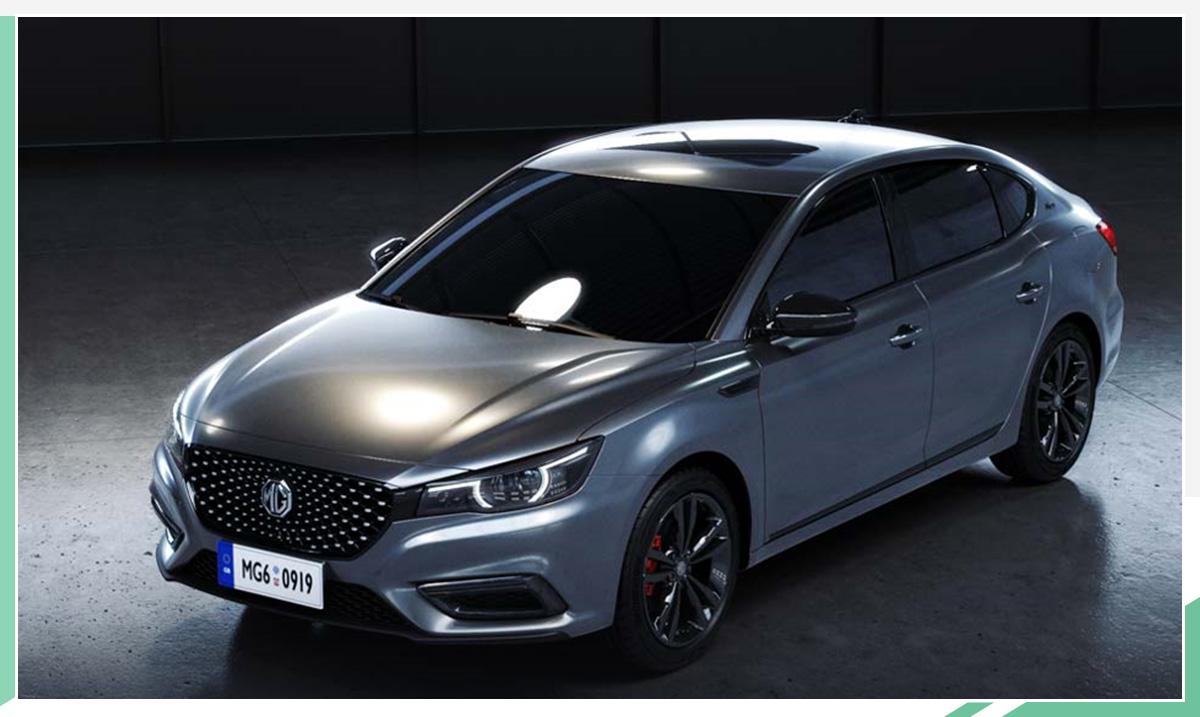 名爵确定新产品如期推出 年内3款新车上市