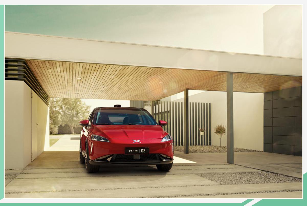 小鹏G3元月销量过千 位居纯电A级SUV市场榜首