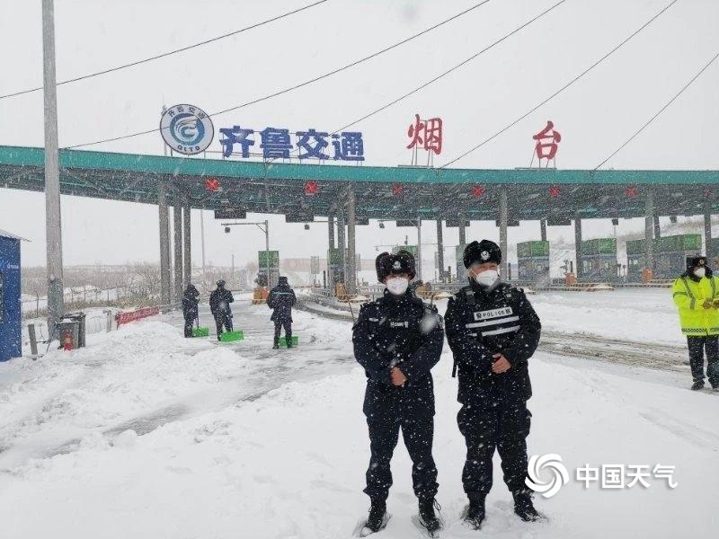 战寒潮抗疫情 山东寿光气象服务保障蔬菜生产运输