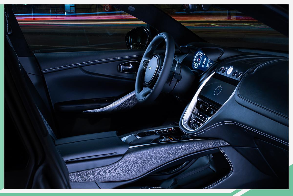 阿斯顿·马丁DBX推定制版车型 提供三重个性化选配和定制服务
