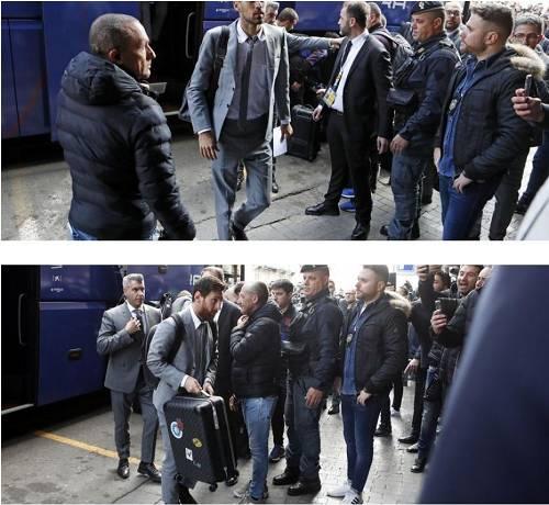 图片来源:巴塞罗那足球俱笑部官网截图
