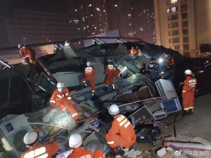 图片来自中国消防