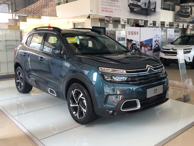 东风雪铁龙SUV天逸最畅销 优惠2万置换补贴1.5万