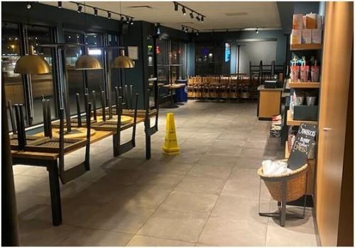 星巴克转型做自提广告网赚 疫情将该改变咖啡零售业