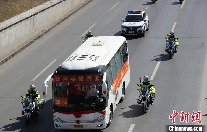 (抗击新冠肺炎)辽宁省第三批医疗队162人返回沈阳