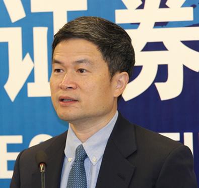 中国证监会党委委员、副主席