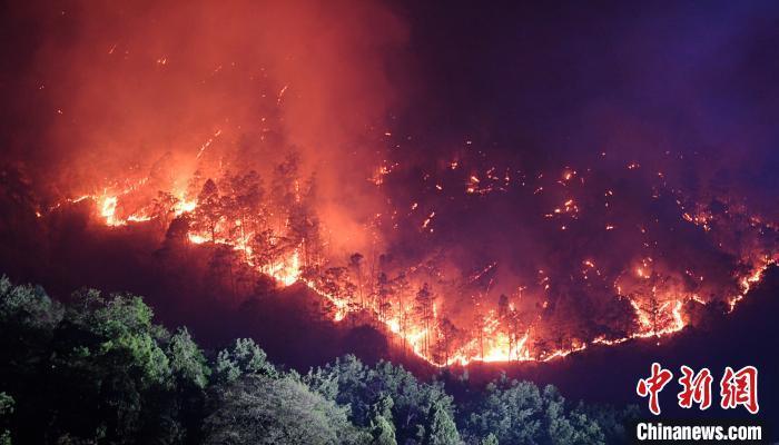 西昌森林火灾明火全部扑灭 专家解析凉山森林火灾高发原因