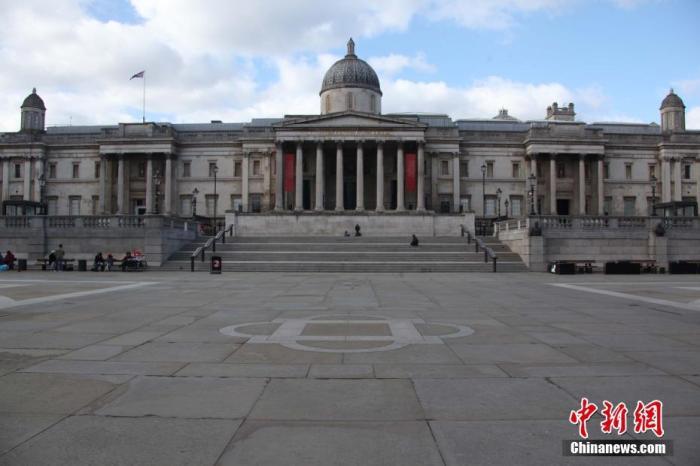 疫情严峻 伦敦市长:英国远没到解除封锁的地步