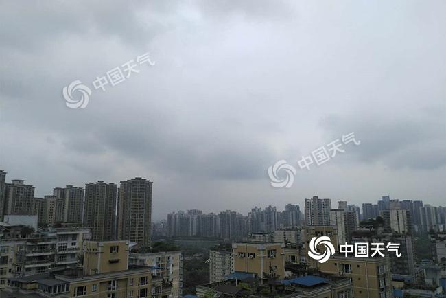 重庆晴雨无缝衔接 12日全城阳光