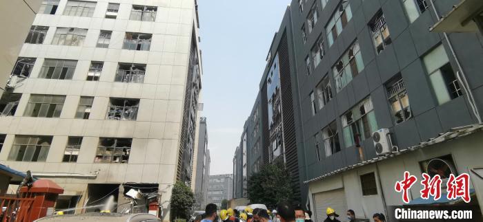 昆明一锅炉房发生爆炸 明火被扑灭伤者已送医