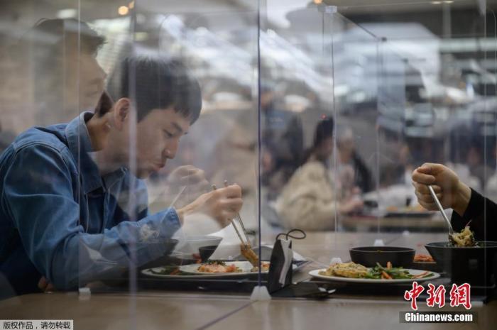 韩总理:韩国将延长保持社交距离措施至5月5日