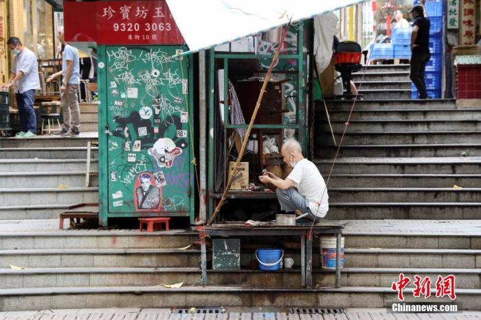 香港旅发局三步复苏旅游业 冀本地游预热市场