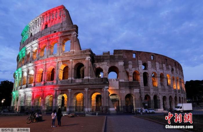 经合组织:若疫情复燃 将对意大利经济具有毁灭性