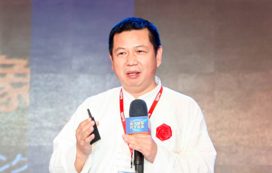 E20环境平台董事长傅涛
