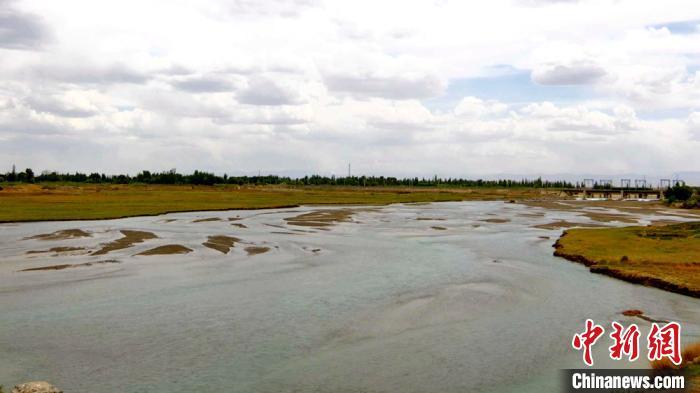 """甘肃瓜州推行""""河长制"""":从水环境""""杂草丛生""""到碧水永续"""