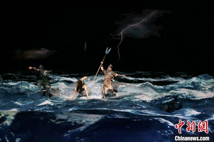 《西安千古情》西安首演 探索文旅融合发展新思路