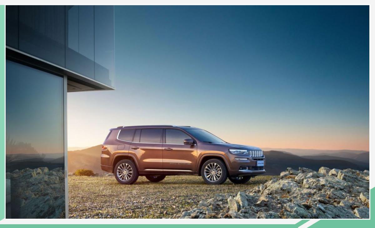 提供PHEV车型 全新Jeep+大指挥官23.98万起售