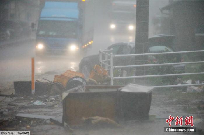 日本熊本暴雨已致44人死亡10人失踪