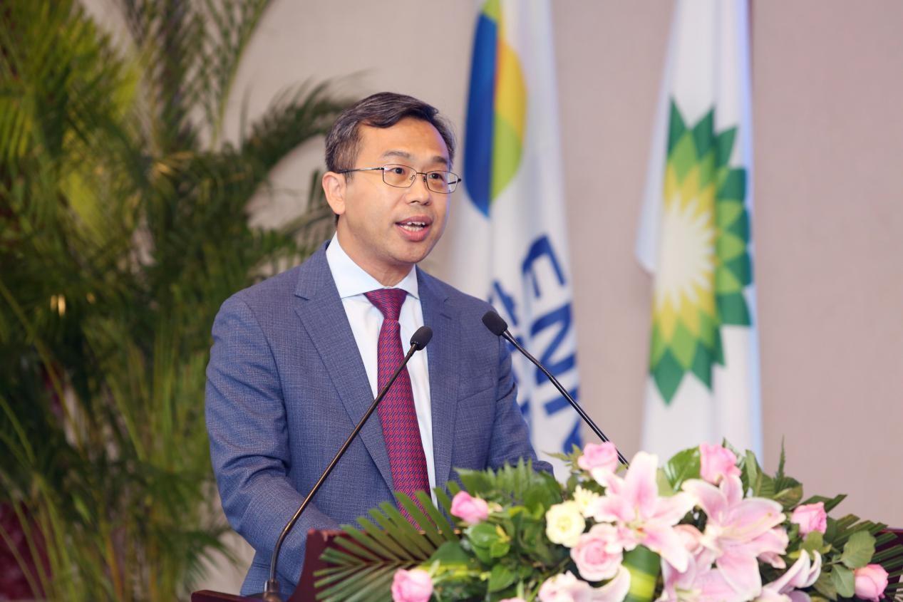 新奥与bp签署天然气购销协议  为广东地区提供更多清洁能源