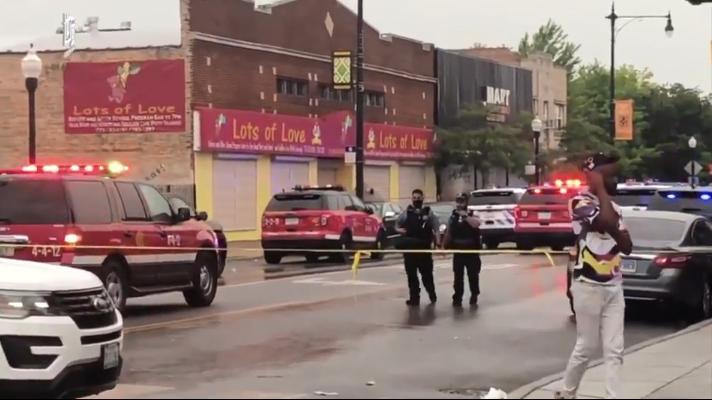 芝添哥一殡仪馆附近突发枪击事件 官方尚未公布作案人数和动机