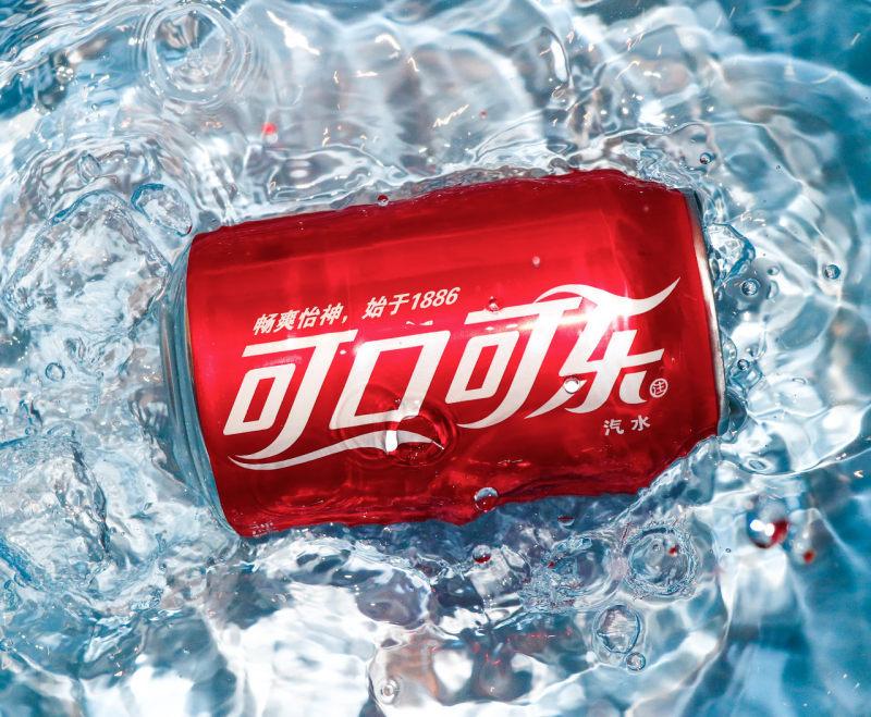 可口可乐二季度营收下滑28%,中国市场成翻盘关键