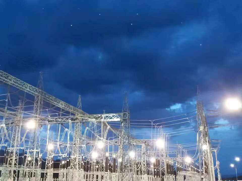 宝鹰集团承建缅甸国家电网项目正式通电 一改当地限时限量用电史