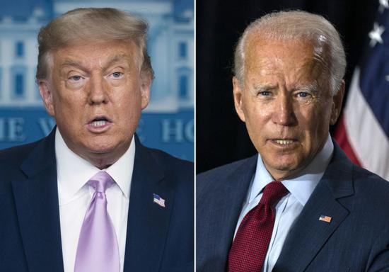 特朗普VS拜登 他们的幕后金主和支持者分别是谁?