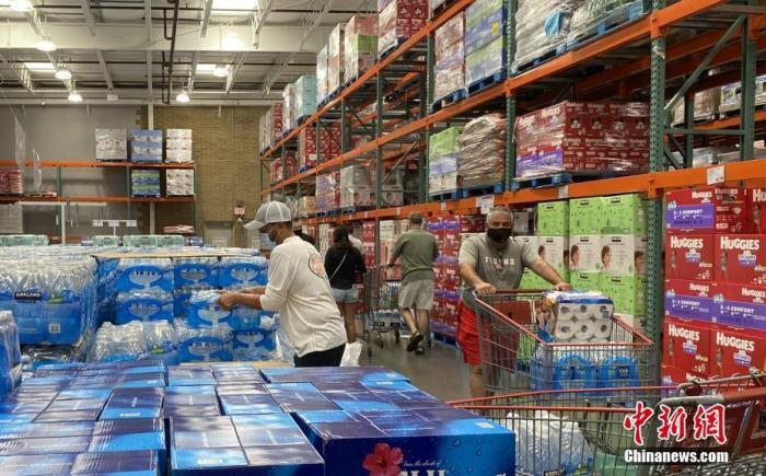 美路易斯安那州或迎双飓风 特朗普宣布该州紧急状态