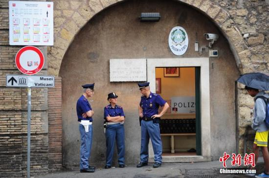 疫情期间意大利袭警事件增多 平均每3小时发生1起