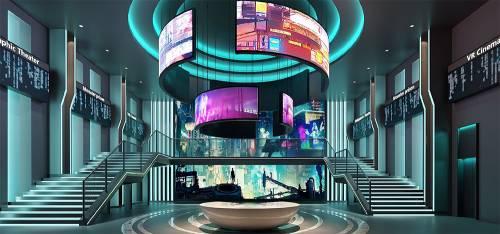 数字王国携手中地基业打造数字未来之城