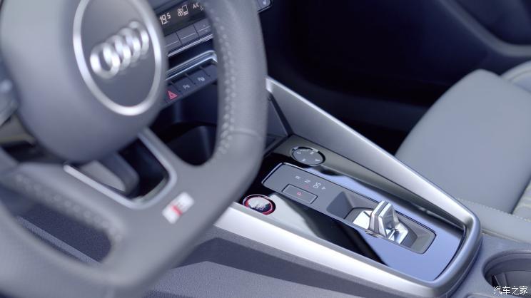 10月欧洲交付 新一代奥迪S3线上首发