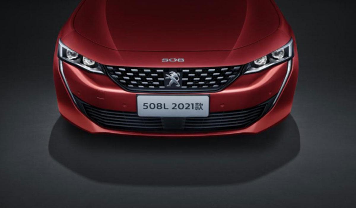 增加驭动版车型 新款东风标致508L售15.97万元起