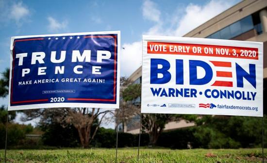 特朗普和拜登的大选首场辩论或加剧美股波动