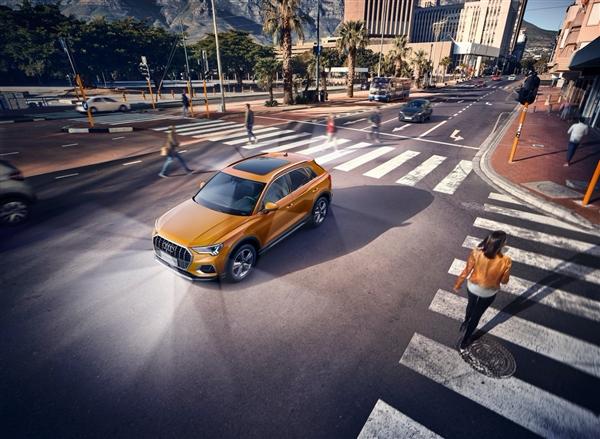 年轻人第一辆豪华SUV!奥迪新款Q3上市 27.18万起