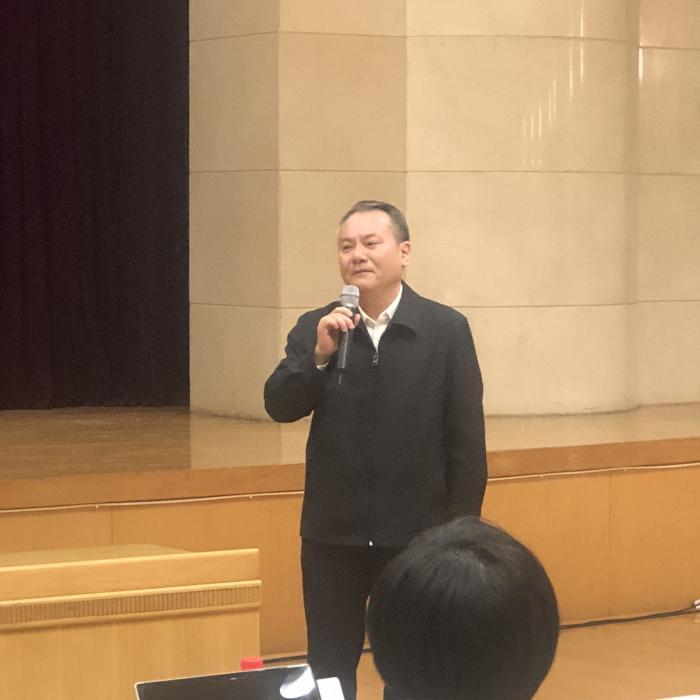 金融人事:李文森任职央行办公厅主任,接棒周学东