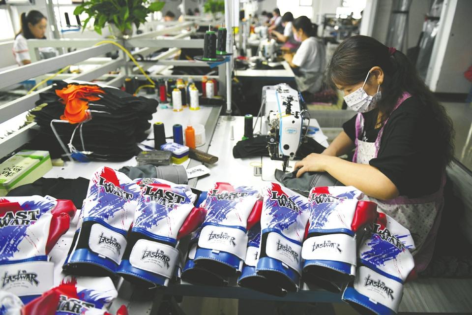 印度家纺订单急转中国调查:有家纺企业单月订单涨4~5倍 有企业生产设备增六成