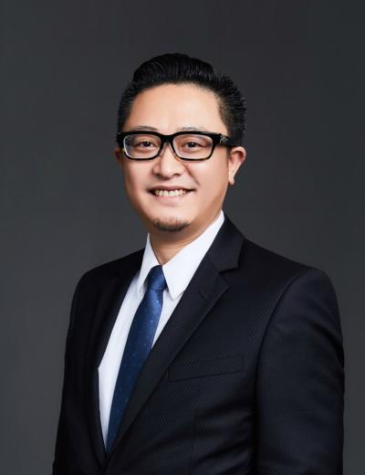 祥生地产副总裁、苏宁皖区域总裁陈建熙