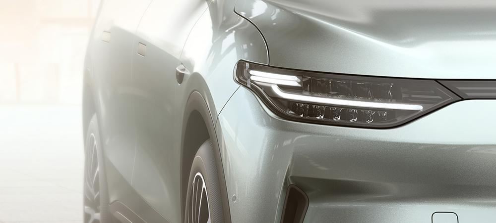 将于广州车展首发 零跑C11最新预告图抢先看!