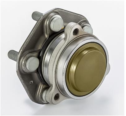 NSK开发低摩擦轮毂单元轴承 可增加电动汽车续航里程