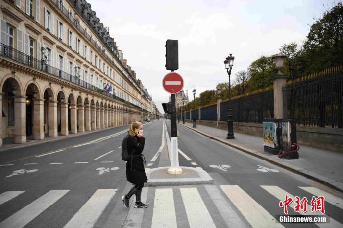 法国确诊病例超145万 科学委员会:难预测第二波疫情持续多久