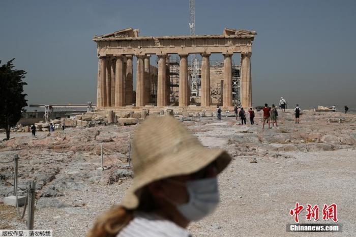 希腊日增确诊数创纪录 总理将就疫情发表讲话