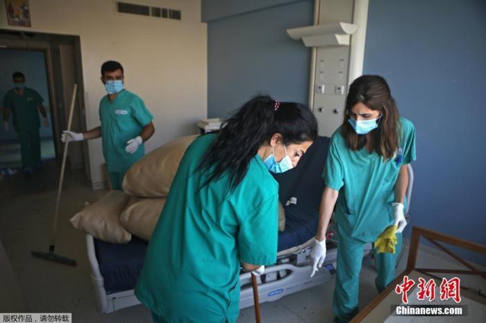 黎巴嫩新冠感染病例数逾10万 将实施为期2周封锁措施