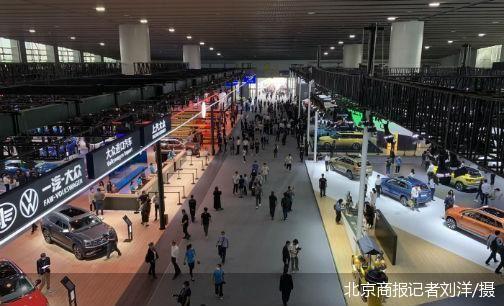 广州车展开幕  中国车市打响收官战