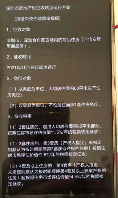 """央媒关注深圳楼市""""打新热"""" 当地住建局回应""""房地产税"""""""
