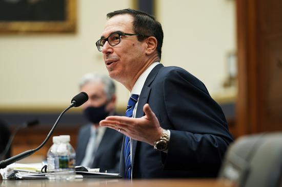 白宫重返刺激法案谈判桌 提升达成协议的机会